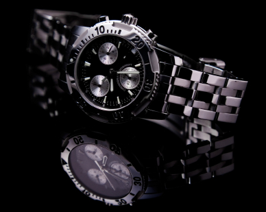 PVD coating watch