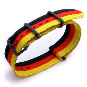 22mm-NATO-GERMAN-SPECIAL-EDITION-IP-BLACK-GERMAN-Flag-design-0