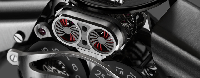 PVD coated robot from MBandF, Melchior