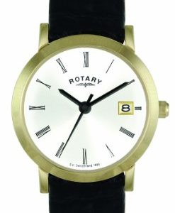 Rotary-LS0262401-Ladies-Gold-PVD-Stainless-Steel-Watch-with-Black-Leather-Strap-0