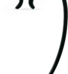 Alessi-Minou-Purse-Hook-with-PVD-Coating-Black-0