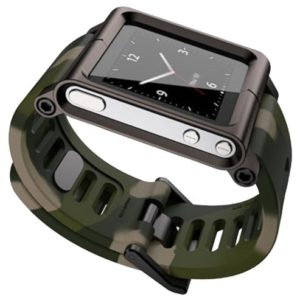 Lunatik-Ltgmt-005-Apple-iPod-Nano-6-g-Leather-Bracelet-in-Camouflage-0